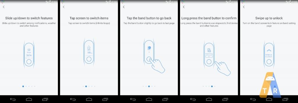 Xiaomi презентовала новый фитнес браслет mi band 3